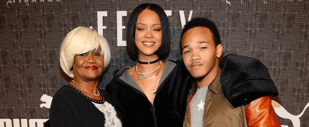 Rihanna Has the Support of Family and Famous Friends at Her NYFW Show
