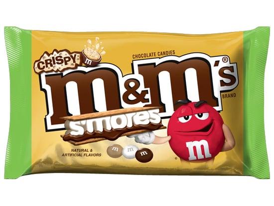 New Crispy S'Mores M&Ms Have Arrived for Summer