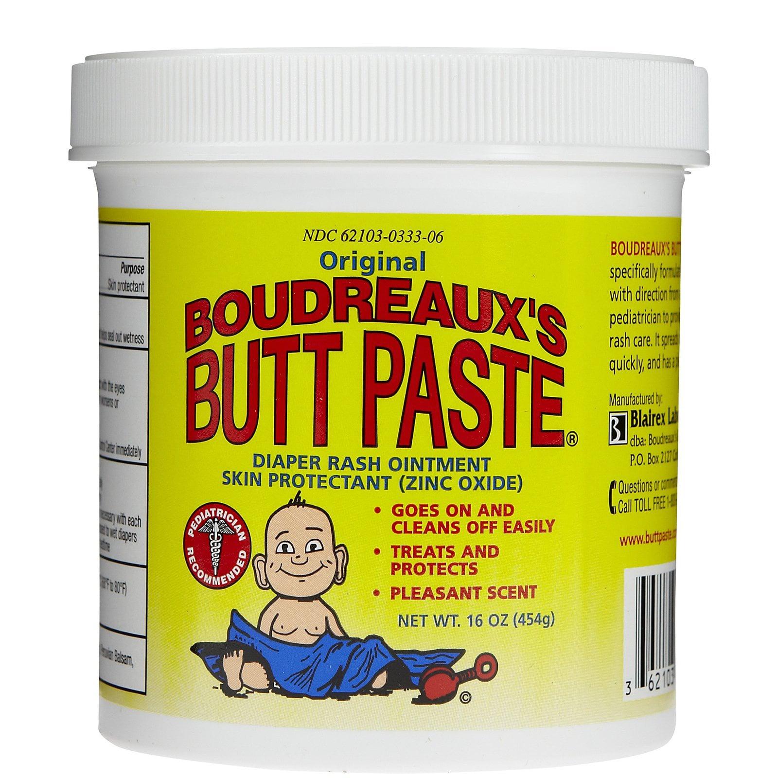 Bordreaux's Butt Paste