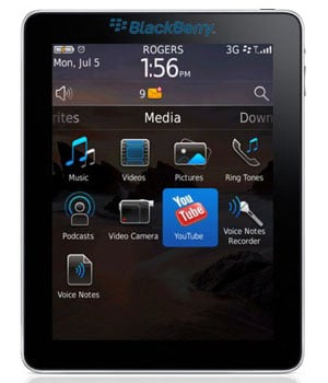 RIM BlackBerry PlayBook Tablet Price, Release Date