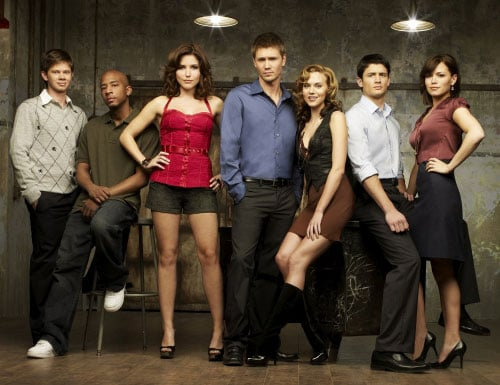 Chad Michael Murray and Hilarie Burton Leaving One Tree Hill; Three New Cast Members to be Added