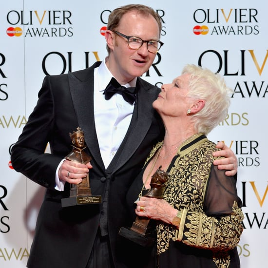 Celebrities at the Olivier Awards 2016