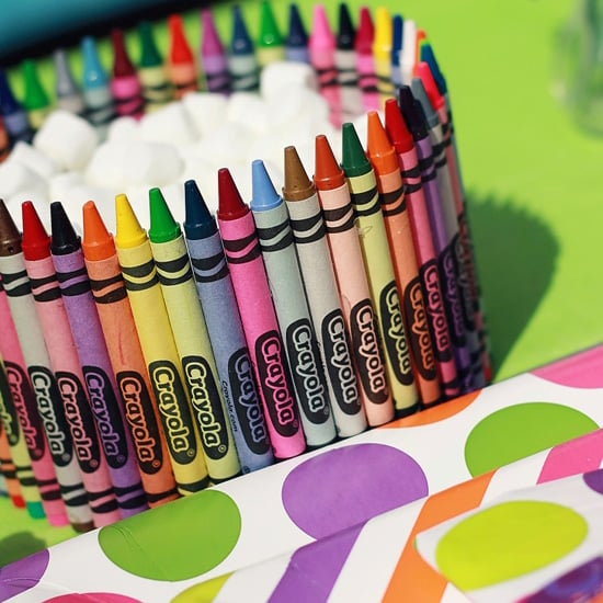 Crayon Bowl Craft