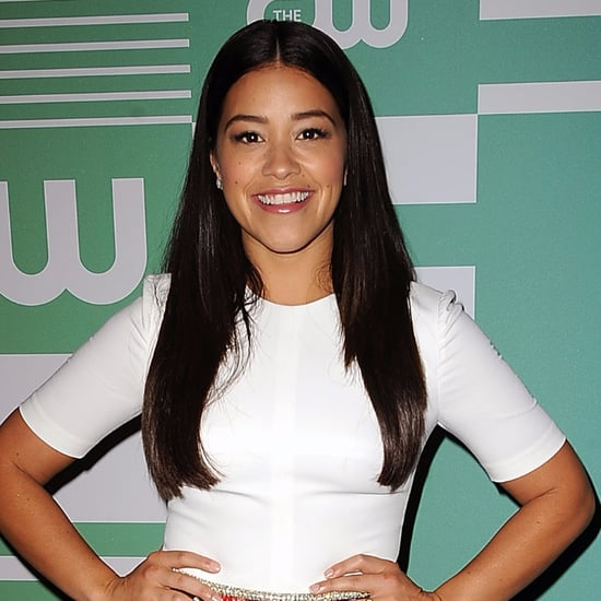 Gina Rodriguez The Hollywood Reporter Video Interview