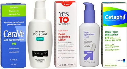 Inexpensive Winter Moisturizers For All Skin Types