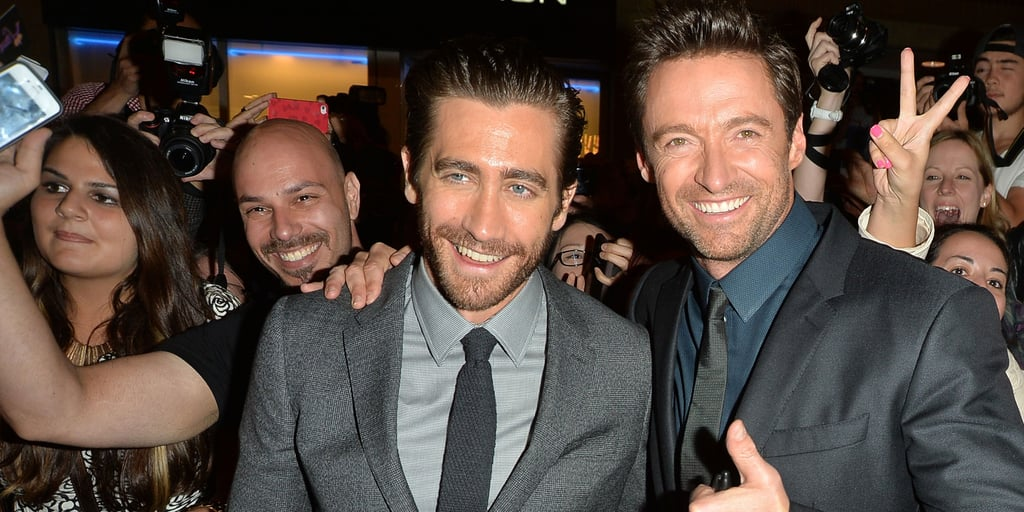 """Hugh Jackman and Jake Gyllenhaal Premiere Prisoners and Embrace Their """"Underdog"""" Status — and Fans!"""
