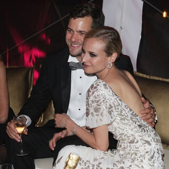 Joshua Jackson and Diane Kruger cosied up at an Inglourious Basterds after party in 2009.
