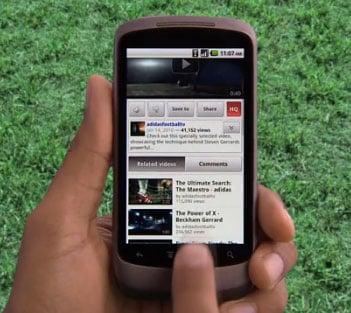 YouTube Mobile Refresh