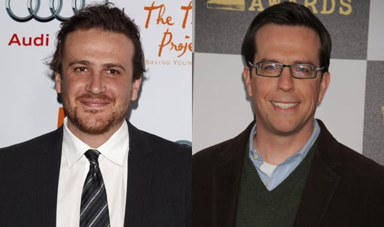 Jason Segel and Ed Helms to Play Brothers in New Stoner Comedy Jeff Who Lives at Home