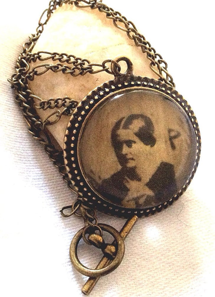 Susan B. Anthony Necklace