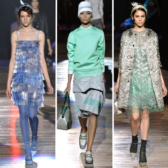 Marc Jacobs: Spring 2012