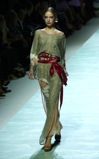 Milan Fashion Week: Blugirl Spring 2009