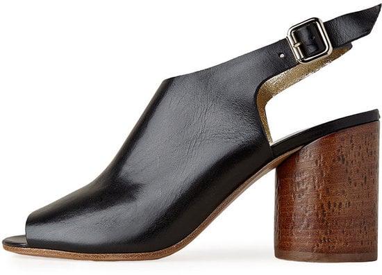 Stacked Heel