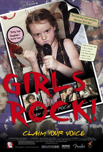 Movie Preview: Girls Rock