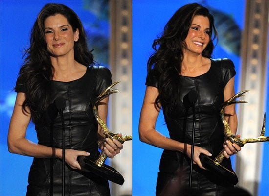 Pictures of Sandra Bullock at Spike Guys Choice Awards