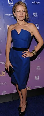 Celeb Style: Becki Newton