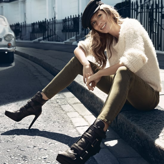 Gisele Singing The Kinks For H&M | Video