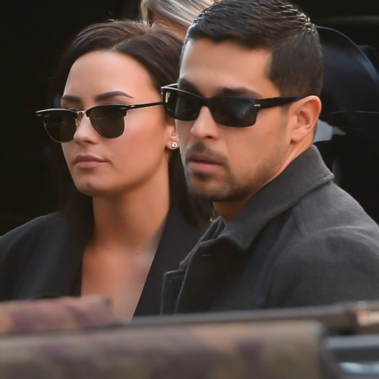 Wilmer Valderrama Instagrams Sweet Moment With Demi Lovato