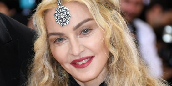 Madonna Epically Slams Down Haters Of Her Met Gala Outfit