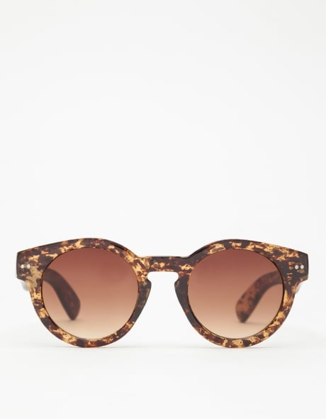Shades of brown and a tint of rose combine in this pretty Puma pick ($18).