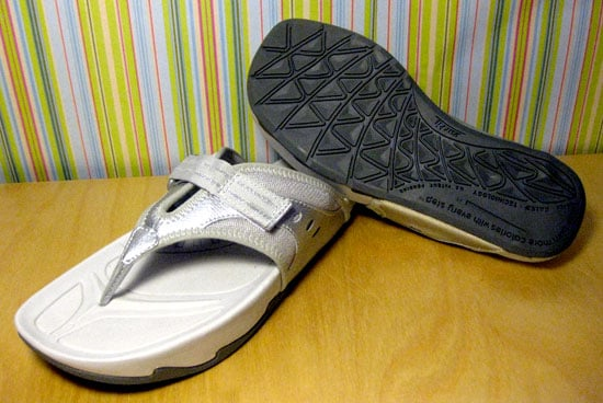 Gear Review: Earth Exer-Fit Flip-Flops
