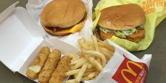 McDonald's Has Been Secretly Testing Fresh Beef For Months Now