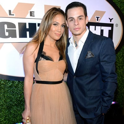 Jennifer Lopez at the Celebrity Fight Night Event | Pictures