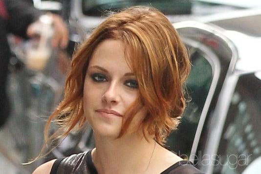 Kristen Stewart's New Red Hair