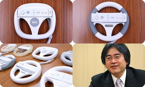 It Took a Lot of Tries to Wii-Invent the Wii Wheel