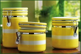 Off To Market Recap: Yellow Kitchen