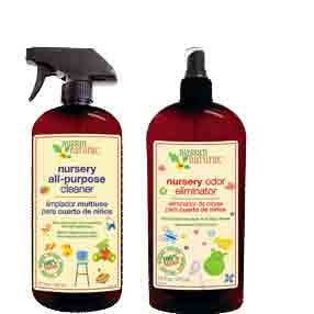 Best Natural Cleaning Products For Nurseries