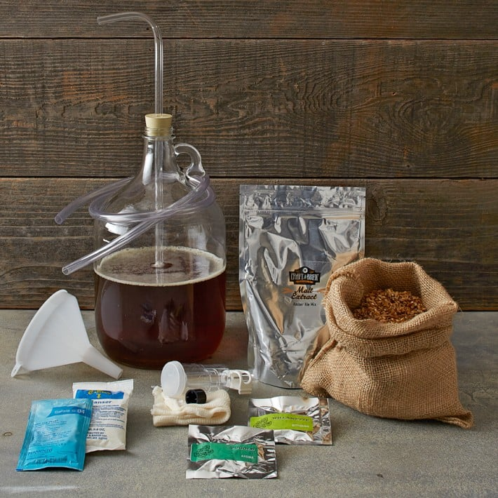 Holiday Ale Beer Making Kit