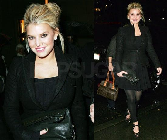 Photos of Jessica Simpson in Black