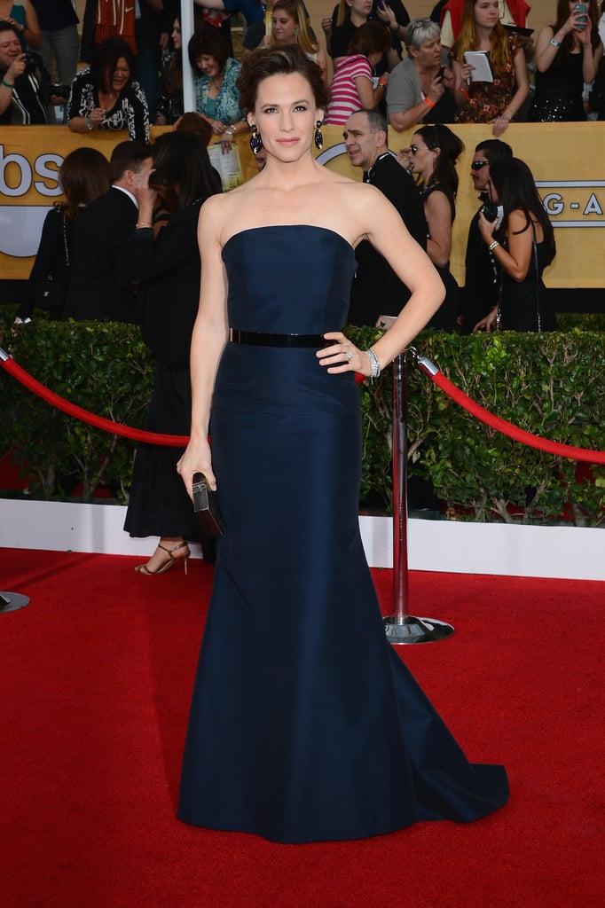 Jennifer Garner at the SAG Awards 2014