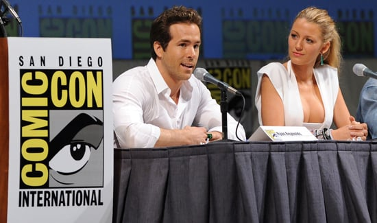 Green Lantern Shows First Footage at Comic-Con With Ryan Reynolds, Blake Lively, and Peter Sarsgaard