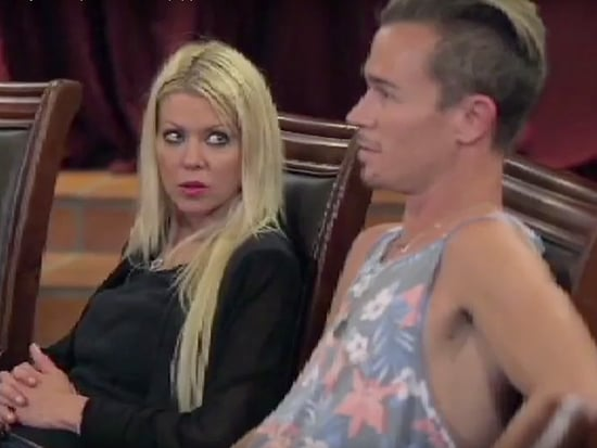 Tara Reid Called Out for Sham Marriage Boot Camp Relationship