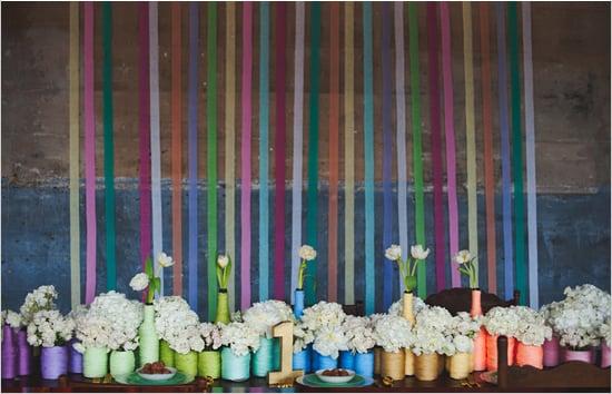Vibrant Table Vases