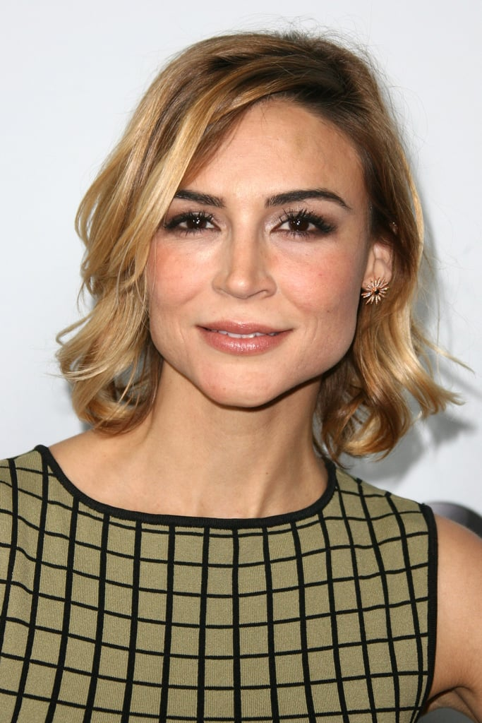 Samaire Armstrong Now