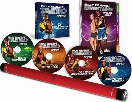 DVD Review: Billy Banks Tae Bo Amped Series — On Sale!