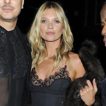 Kate Moss at Kerastase Party in London 2013