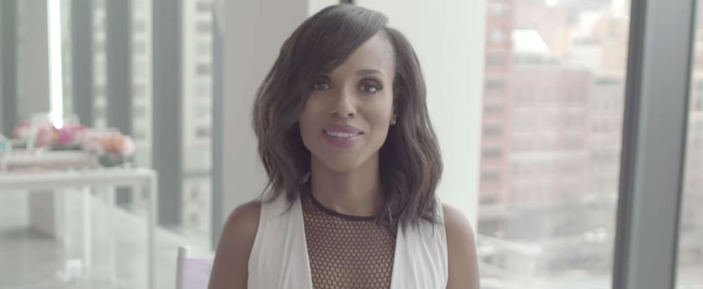 Hear the Amazing Advice Kerry Washington Would Give Her 18-Year-Old Self