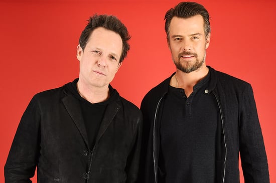 "Josh Duhamel And Dean Winters Play ""Law Or Not A Law?"""