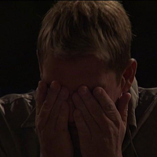 Shane Warne Spider Challenge Video on I'm a Celebrity