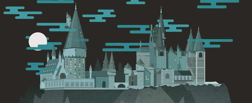 You Can't Stop, Won't Stop Staring at These Magical Harry Potter GIFs