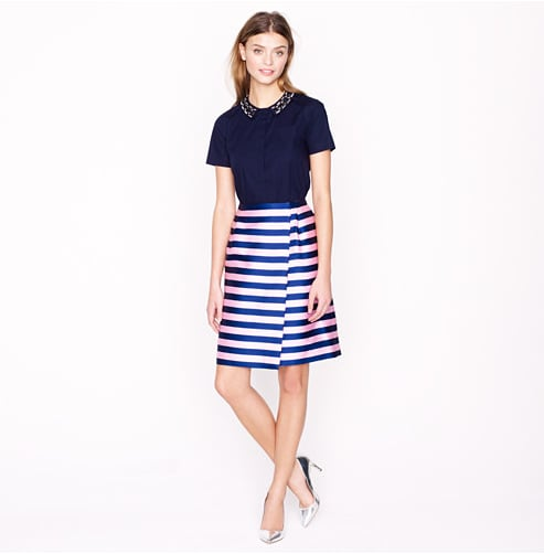 3. Work-to-Party Skirt