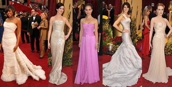 Oscars Red Carpet: Best Dressed