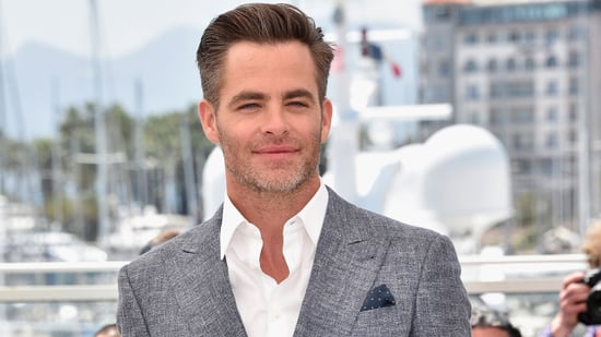 Chris Pine Slams Superhero Diets, Reveals How He Bulked Up for 'Wonder Woman' Movie