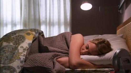 Ask Casa: Claire's Dorm Bedding in Heroes