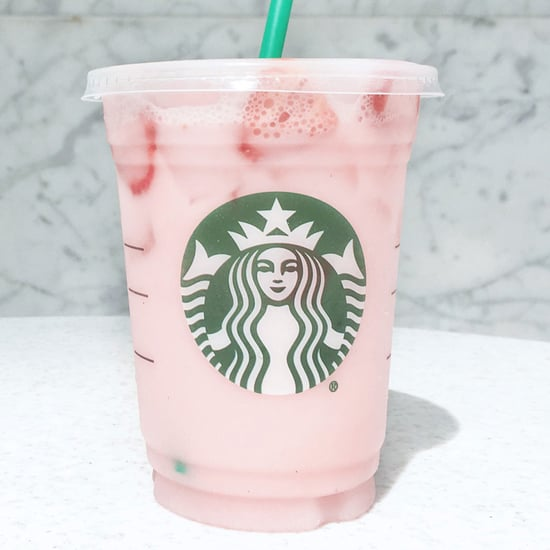How to Order Starbucks Pink Drink