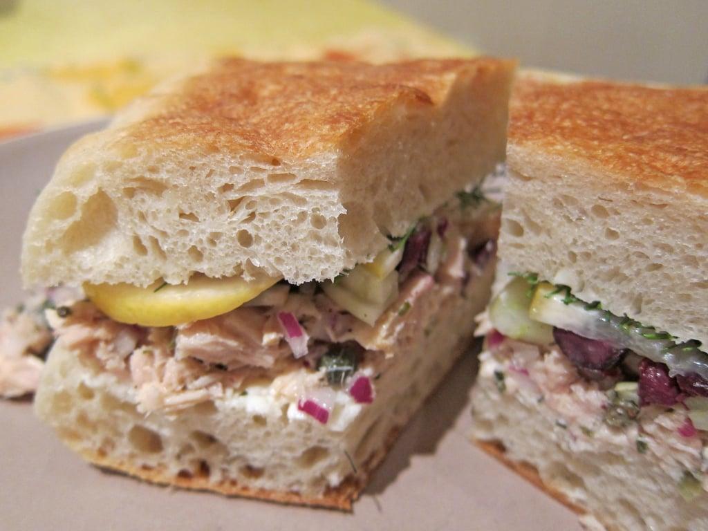 Tuna With Fennel and Lemon